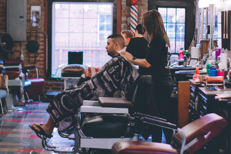 Hair Salon Scheduler Online