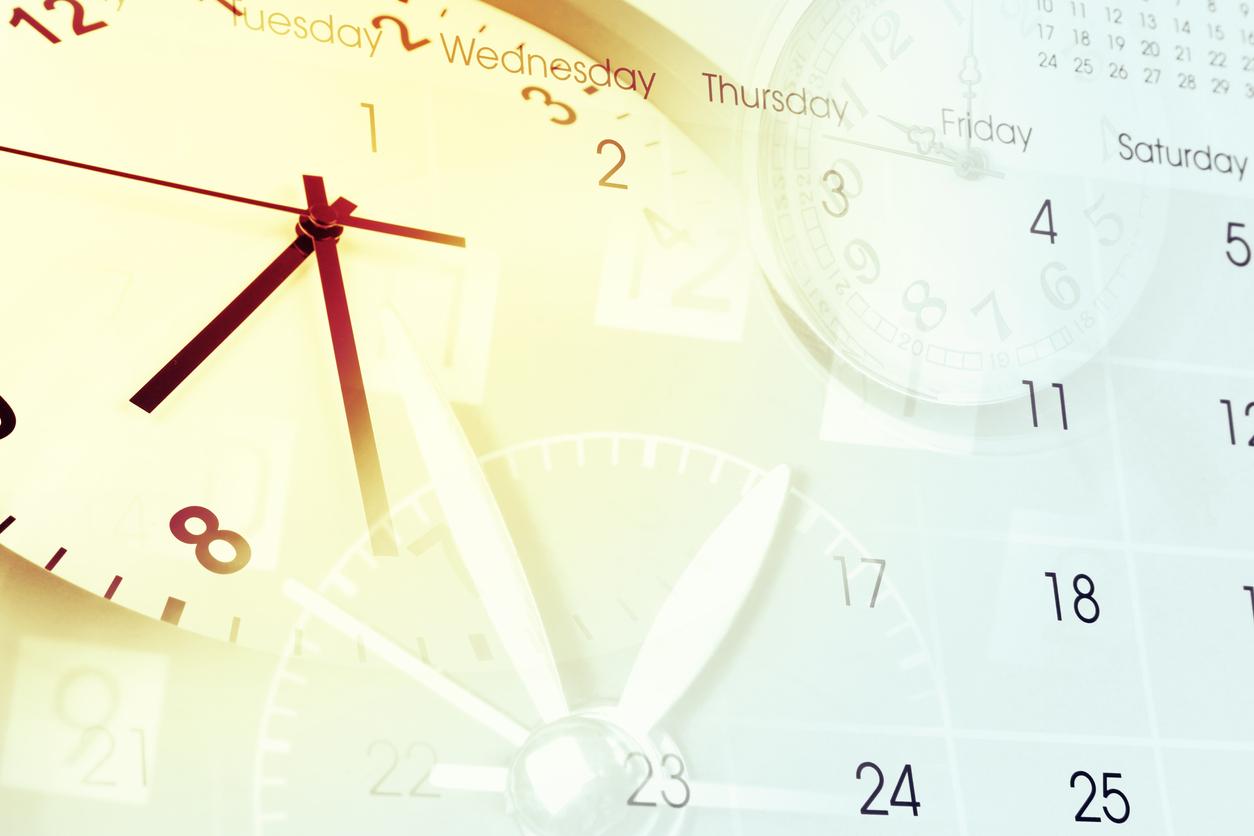 Illustration of Time Management
