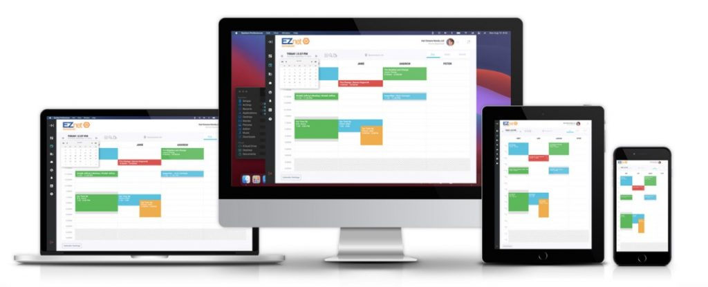 EZnet Scheduler is More Than a Simple Appointment Scheduler