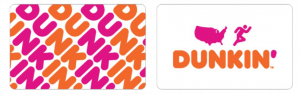 Image of Dunkin' $10 Gift Card