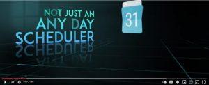 EZnet Scheduler explainer video screen shot