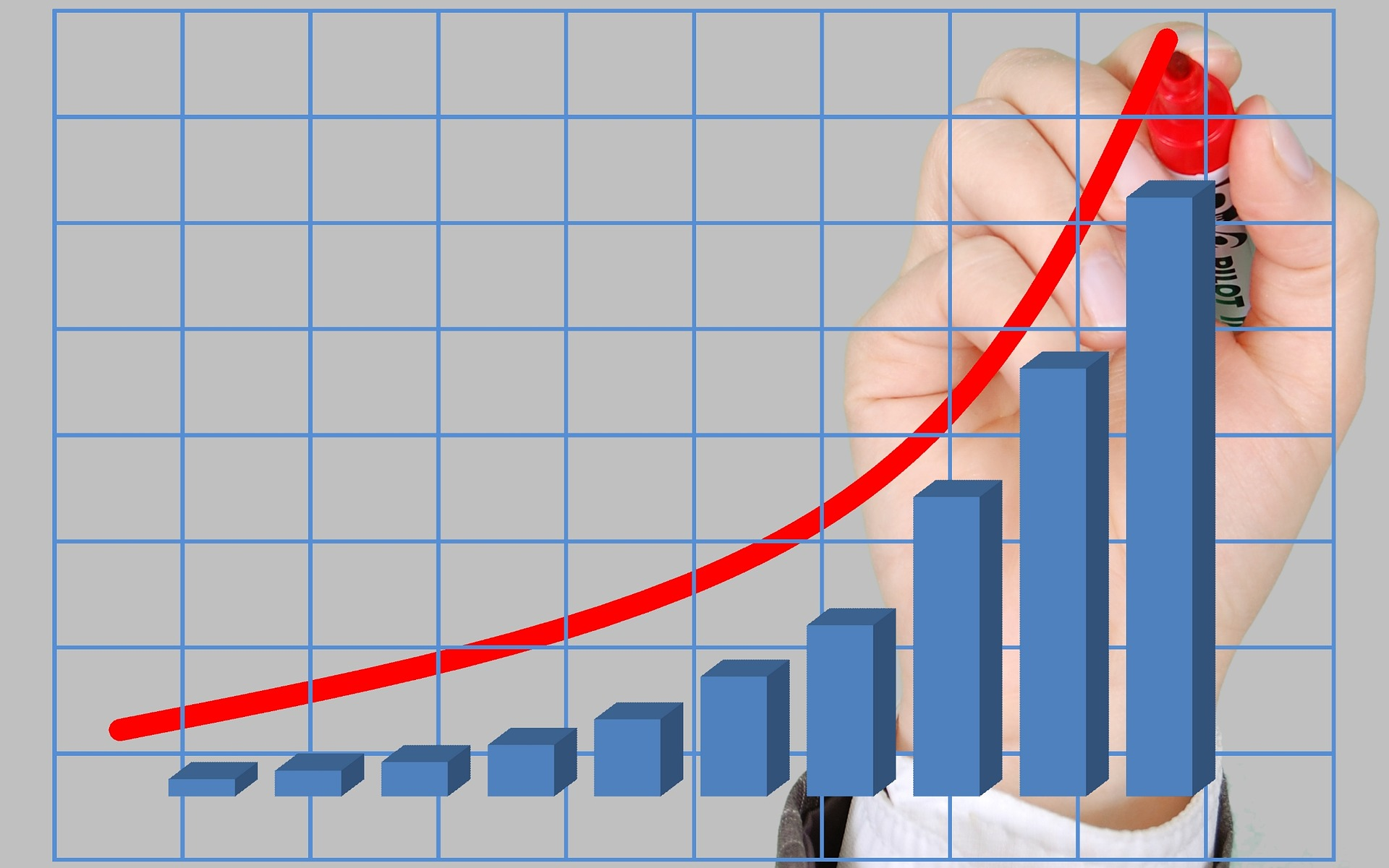 Illustration of increase your revenue